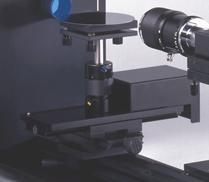 接触角計測オートサンプルステージ